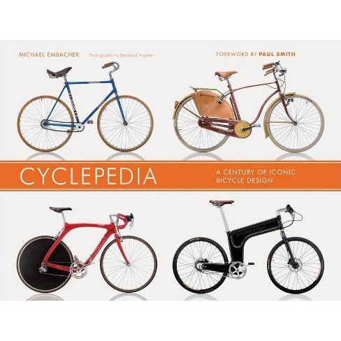 Cyclepedia - by  Michael Embacher (Hardcover) - image 1 of 1