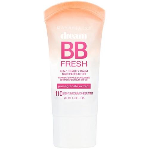 Maybelline Dream Fresh BB 110 Light Medium 1 fl oz