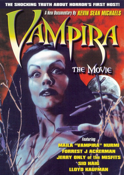 Vampira the movie (DVD) - image 1 of 1