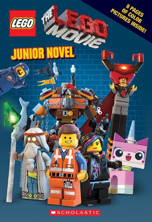 The Lego Movie (Paperback) by Kate Howard - image 1 of 1