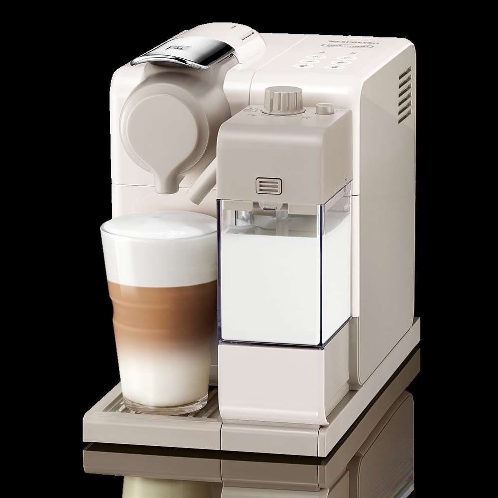 Nespresso Lattissima Touch Espresso Machine Creamy White by De'Longhi 53797686