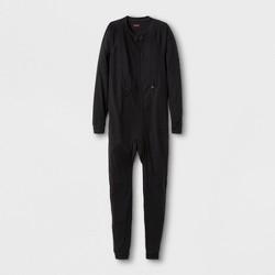 Kids' Adaptive Long Sleeve Union Suit - Cat & Jack™ Black