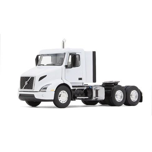 Volvo VNR 300 Day Cab White 1/50 Diecast Model Car by First Gear - image 1 of 3