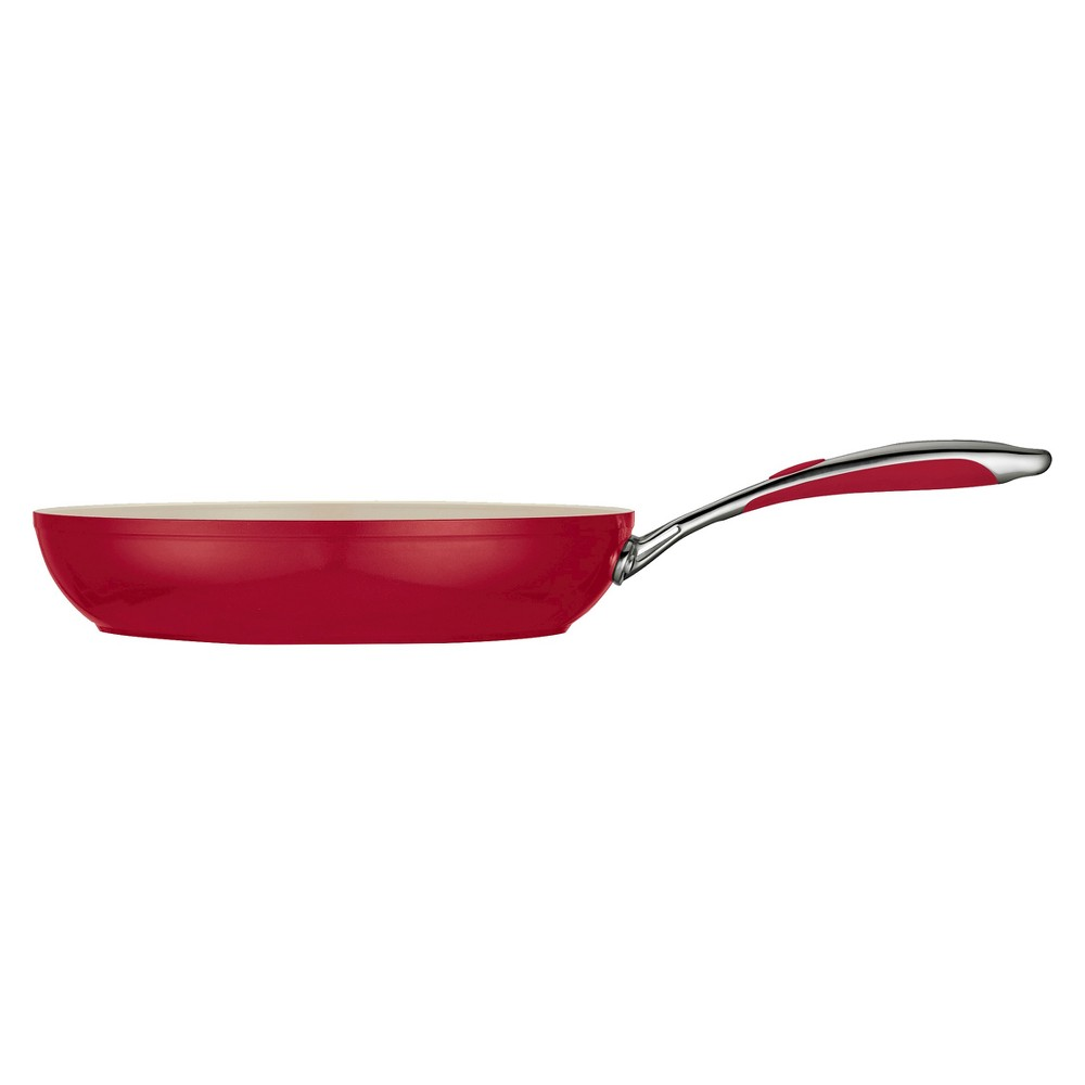 Tramontina Ceramica 12 Fry Pan - Red