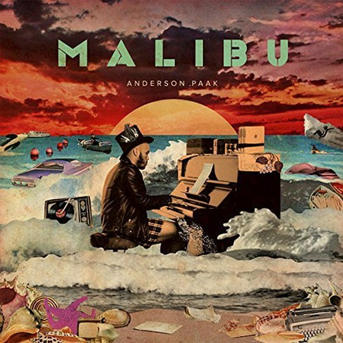Paak Anderson - Malibu - image 1 of 1