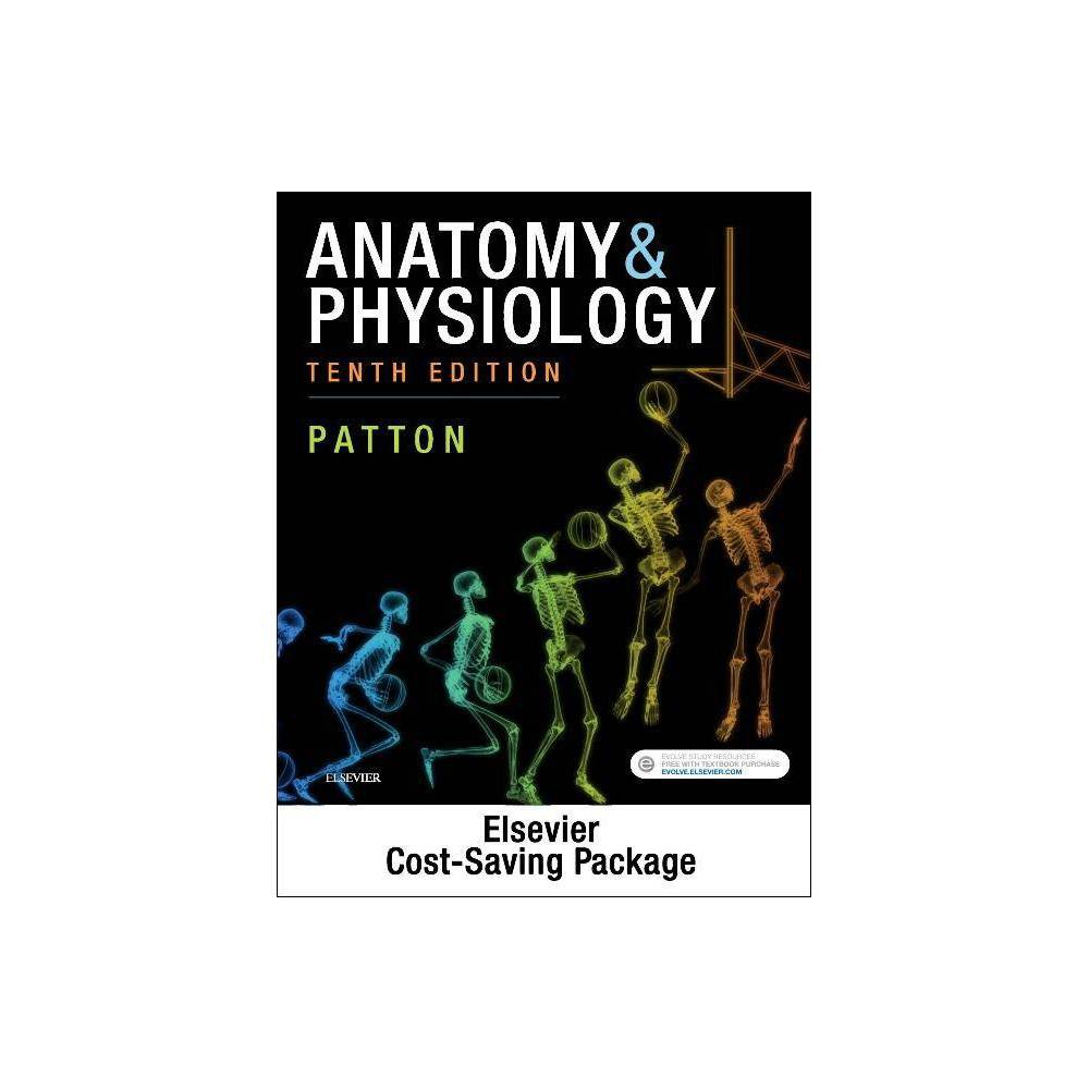 Anatomy Physiology Text And Laboratory Manual Package 10th Edition By Kevin T Patton Mixed Media Product