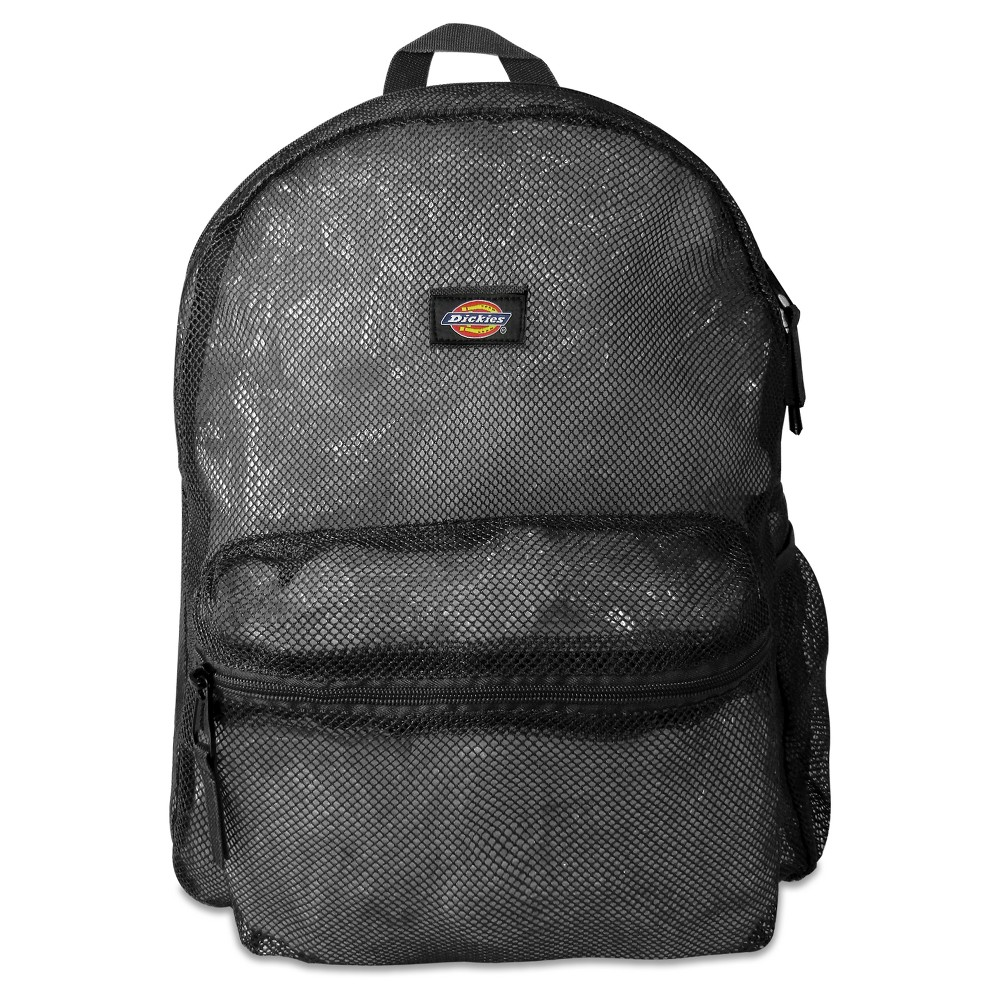 Dickies Mesh Backpack - Black