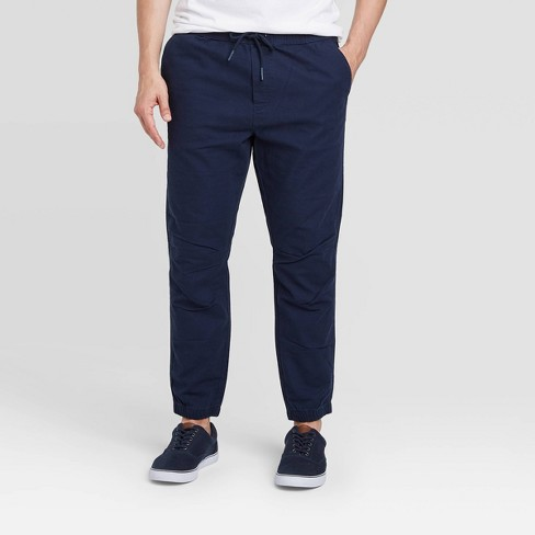 Men's Canvas Jogger Pants – Goodfellow & Co™ - image 1 of 3