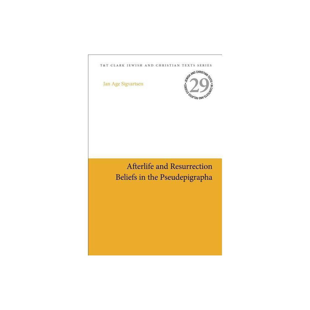 Afterlife and Resurrection Beliefs in the Pseudepigrapha - (Jewish and Christian Texts) (Hardcover)