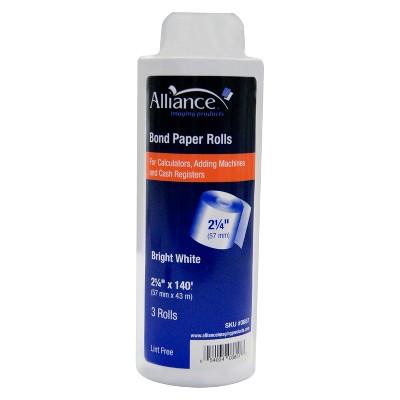 Spectra Calc Paper Rolls