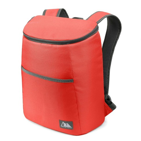 Arctic Zone 18 Can Backpack Cooler - Peach - image 1 of 6