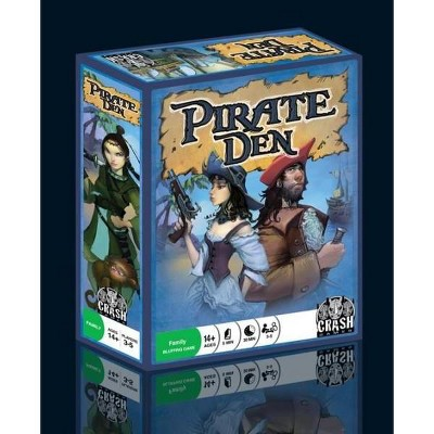 Pirate Den Board Game
