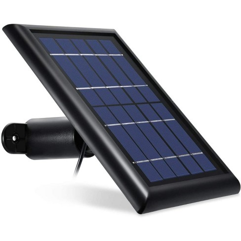 Wasserstein Solar Panel Compatible with Arlo Pro and Arlo Pro 2 - image 1 of 4
