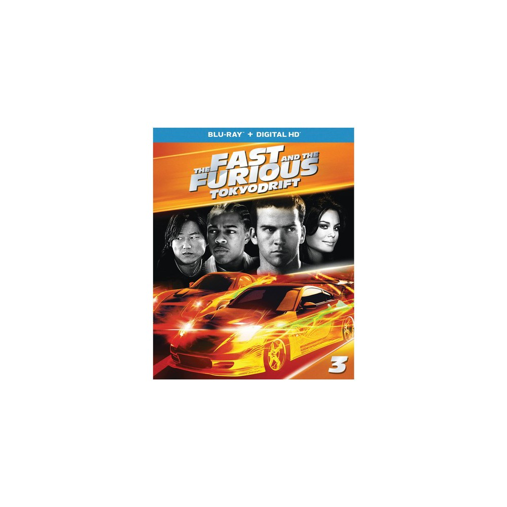 Fast and the furious:Tokyo drift (Blu-ray)