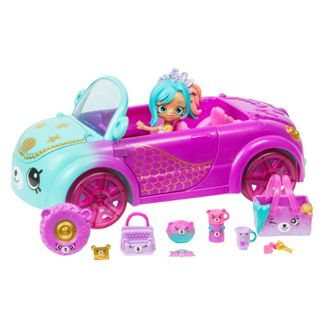 Happy Places Shopkins Mermaid Coral Cruiser