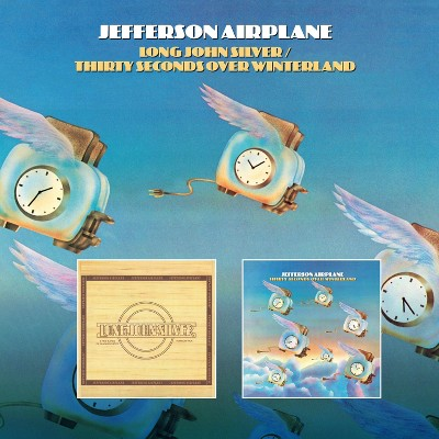 Airplane Jefferson - Long John Silver/Thirty Seconds Over Winterland (CD)