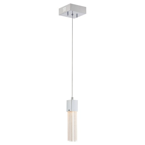 Ceiling Lights LED Totie Pendant - Chrome - Lite Source - image 1 of 2