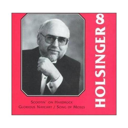 University Of North Texas Symphonic Band - Holsinger: Symphonic Wind Music: Vol. 8 (CD) - image 1 of 1