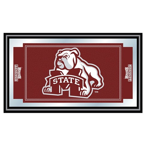 Mississippi State Bulldogs Team Logo Wall Mirror - image 1 of 1