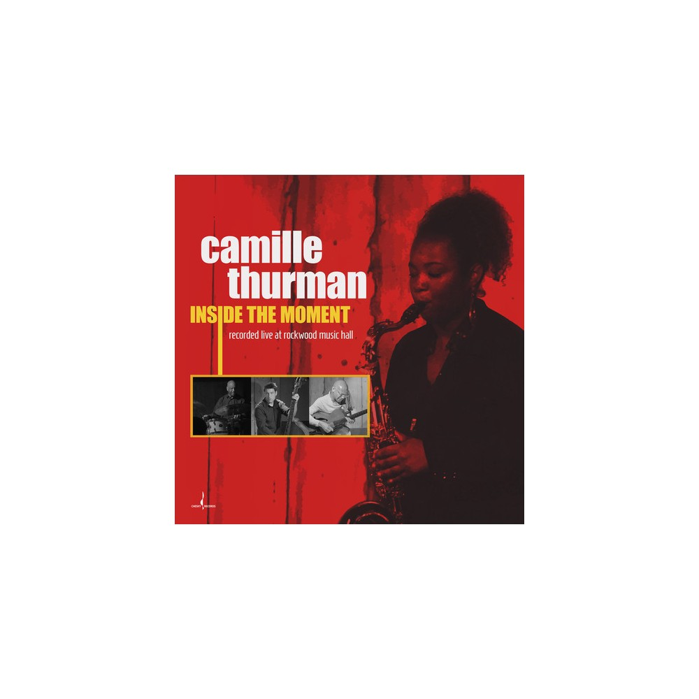 Camille Thurman - Inside The Moment (CD)