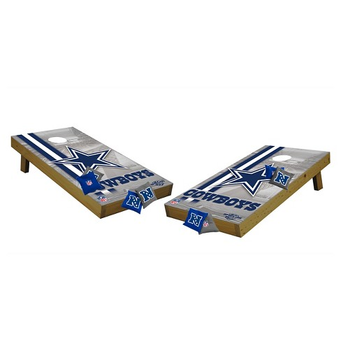 NFL Dallas Cowboys Wild Sports Tailgate Toss Cornhole Shields - image 1 of 1