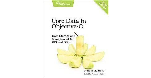 Core Data in Objective-c (Paperback) - image 1 of 1