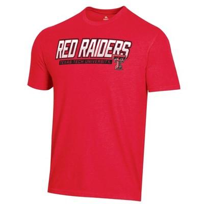 NCAA Texas Tech Red Raiders Men's Short Sleeve T-Shirt