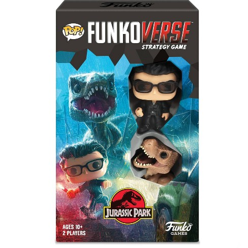 POP! Funkoverse Board Game Jurassic Park #101 Expandalone - image 1 of 4