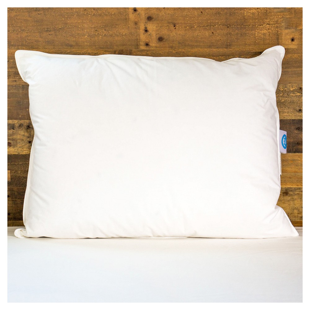 Image of Responsible Down Standard White Duck Down Standard Pillow