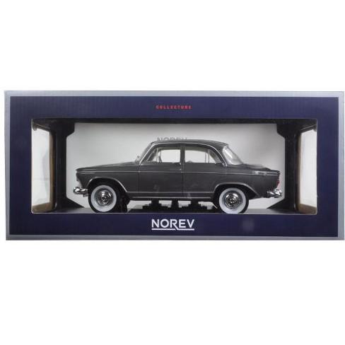 1962 Simca Aronde Montlhery Special Grey Metallic 1/18 Diecast Model Car  by Norev - image 1 of 1