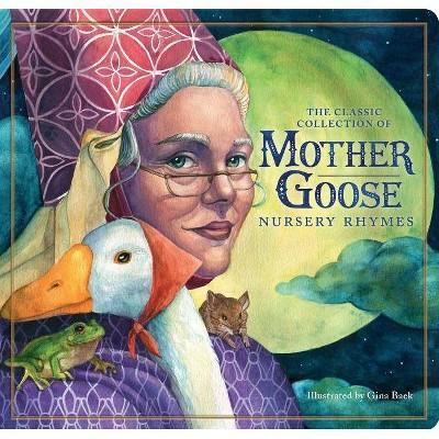 Classic Mother Goose Nursery Rhymes (Board Book)- (Board_book)