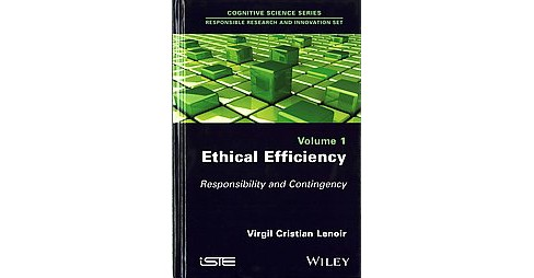 Ethical Efficiency : Responsibility and Contingency (Hardcover) (Virgil Cristian Lenoir) - image 1 of 1