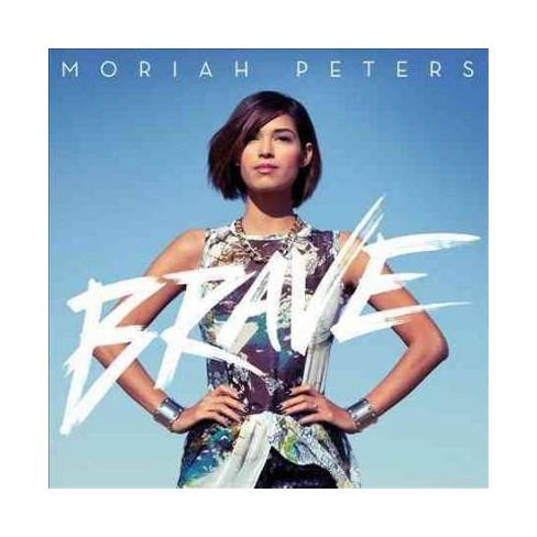 Moriah Peters - Brave (CD) - image 1 of 1