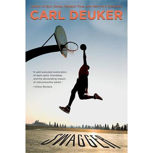 Swagger - by  Carl Deuker (Paperback) - image 1 of 1