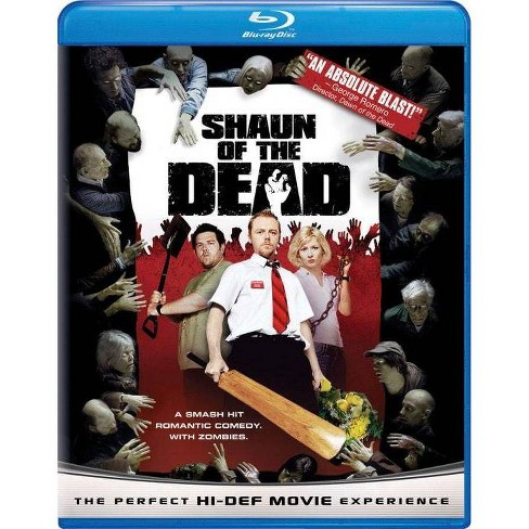 Shaun of the Dead ($5 Halloween Candy Cash Offer) (Blu-ray) - image 1 of 1