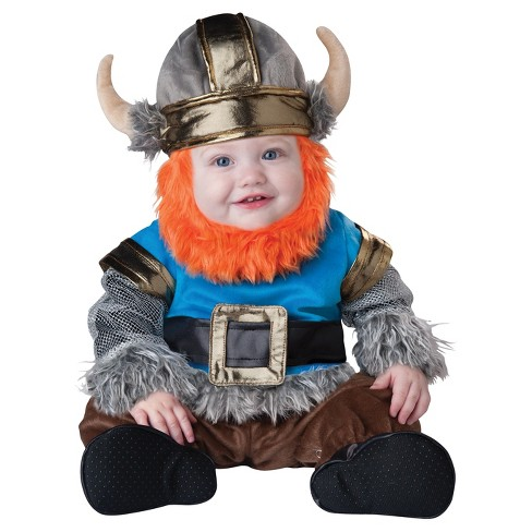 Lil Viking Baby Costume 6-12M - image 1 of 1