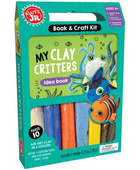 My Clay Critters (Paperback) - image 1 of 1