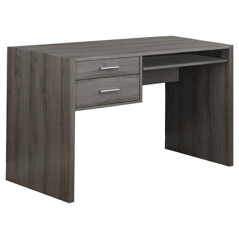 Computer Desk - Deep Taupe - EveryRoom - image 1 of 2