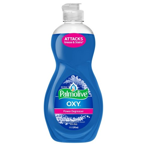 Palmolive Ultra Liquid Dish Soap - Oxy Power Degreaser - 10 fl oz - image 1 of 3
