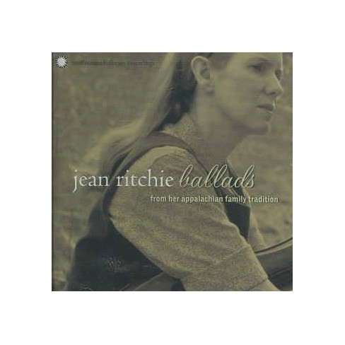 Jean  JeanRitchie Ritchie - Ballads From Her Appalachian Family T (CD) - image 1 of 2