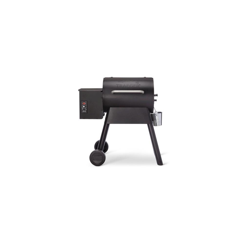 Traeger Bronson 20 Grill, Black 51393192