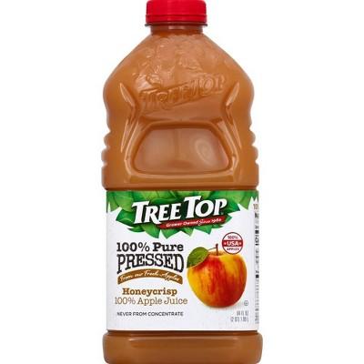 Tree Top Honeycrisp 100% Apple Juice - 64 fl oz Bottle