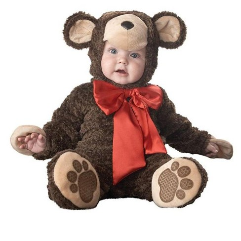 InCharacter Costumes Lil' Teddy Bear Costume - image 1 of 1
