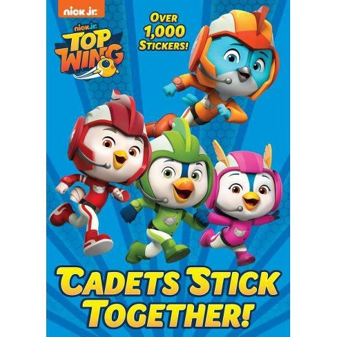 Cadets Stick Together! (Top Wing) - (Paperback) - image 1 of 1