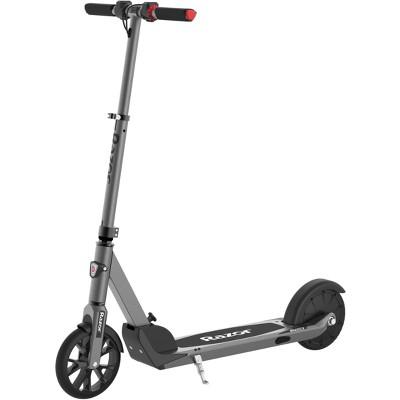 Razor E Prime Electric Scooter - Gray