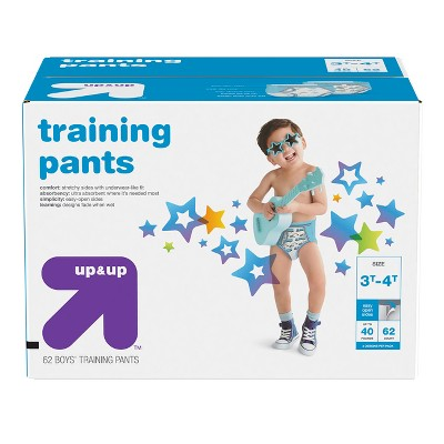 Training Pants for Boys - 3T-4T (62ct)- Up&Up™
