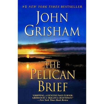 The Pelican Brief - by  John Grisham (Paperback)