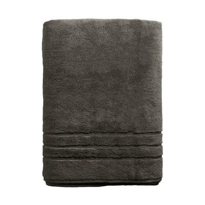 Rayon from Bamboo Bath Sheet Onyx - Cariloha