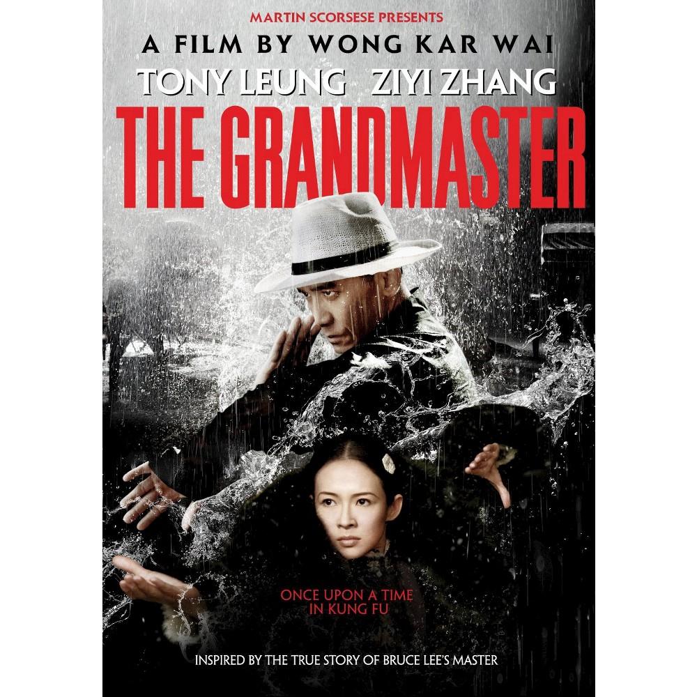 The Grandmaster Dvd