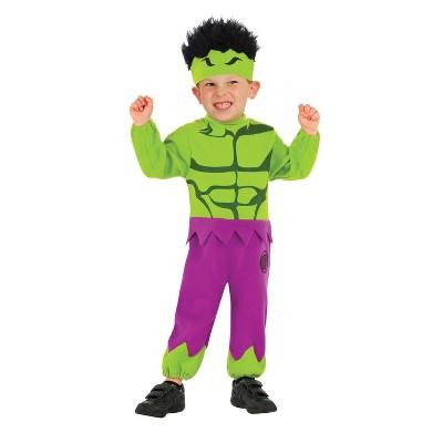Child Hulk Halloween Costume